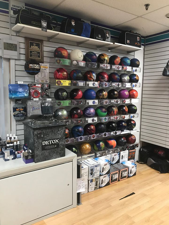 Epic Edge Pro Shop - Levittown Lanes